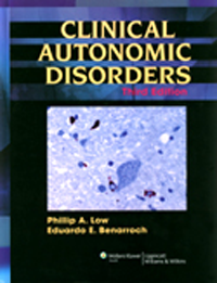 Clinical Autonomic Disorders, 3rd ed.