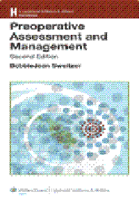 Preoperative Assessment & Management, 2nd ed.