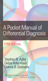 Pocket Manual of Differential Diagnosis, 5th ed.