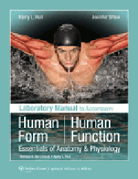 Laboratory Manual to Accompany Human Form HumanFunction, Spiralbound- Essentials of Anatomy & Physiology