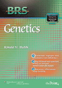 BRS Genetics(Board Review Series)