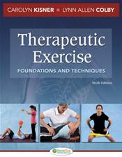 Therapeutic Exercise, 6th ed.- Foundations & Techniques