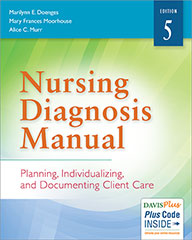 Nursing Diagnosis Manual, 5th ed.- Planning, Individualizing, & Documenting Client Care