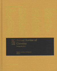 Annual Review of Genetics, Vol.46 (2012)