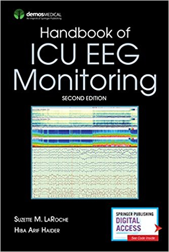 Handbook of ICU EEG Monitoring, 2nd ed.