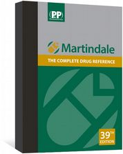 Martindale, 39th ed.(2017), in 2 vols.- Complete Drug Reference (Volume, a & B)