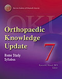 Orthopaedic Knowledge Update 7- Home Study Syllabus