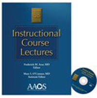 Instructional Course Lectures, Vol.58 (2009) with DVD