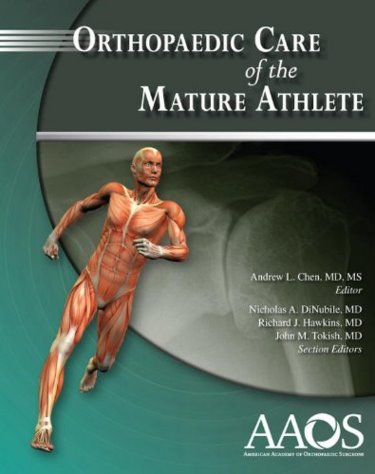 Orthopaedic Care of the Mature Athlete