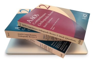 AAOS Comprehensive Orthopaedic Review, 2nd ed., in 3Vols.(Question Book Included)