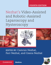 Nezhat's Video-Assisted & Robotic-Assisted Laparoscopy& Hysteroscopy, 4th ed.(With CD-ROM)