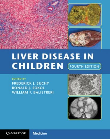 Liver Disease in Children, 4th ed.