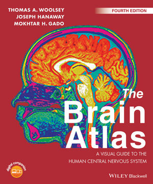Brain Atlas, 4th ed.- A Visual Guide to the Human Central Nervous System