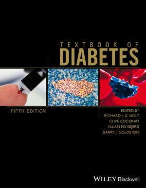 Textbook of Diabetes, 5th ed.