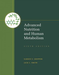 Advanced Nutrition & Human Metabolism, 6th ed.