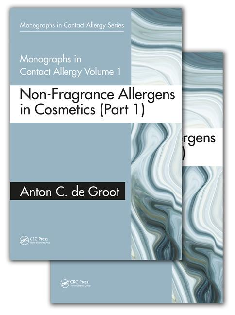 Monographs in Contact Allergy, Vol.1: Non-FragranceAllergens in Cosmetics (Part 1&2)