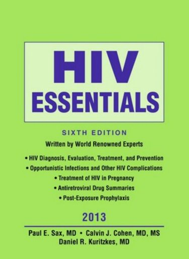 HIV Essentials, 6th ed. (2013)