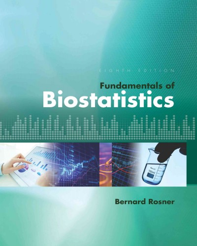 Fundamentals of Biostatistics, 8th ed.