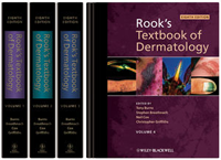 Rook's Textbook of Dermatology, 8th ed., in 4 vols.