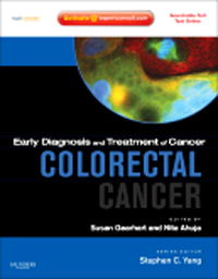 Early Diagnosis & Treatment of Cancer: Colorectal Cancer