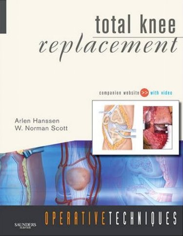 Operative Techniques: Total Knee ReplacementWith Website & DVD