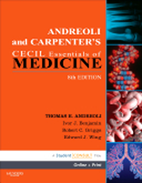 Andreoli & Carpenter's Cecil Essentials of Medicine,8th ed., with Student Consult Online Access