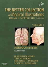 Netter Collection of Medical Illustrations, Vol.7- Nervous System, 2nd ed.Part 1: Brain