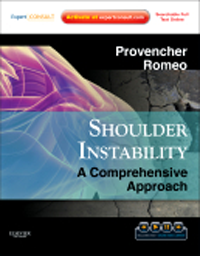 Shoulder Instability- A Comprehensive Approach(With DVD-ROM)