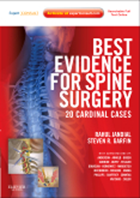 Best Evidence for Spine Surgery- 20 Cardinal Cases