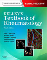Kelley's Textbook of Rheumatology, 9th ed.,in 2 vols.