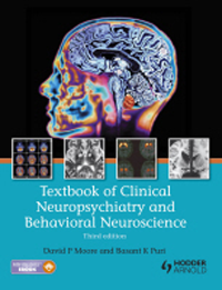 Textbook of Clinical Neuropsychiatry & BehavioralNeuroscience, 3rd ed.
