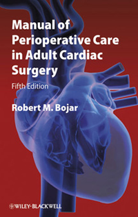 Manual of Perioperative Care in Adult Cardiac Surgery,5th ed.