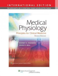 Medical Physiology, 4th ed.(Int'l ed.)- Principles for Clinical Medicine