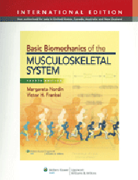 Basic Biomechanics of the Musculoskeletal System,4th ed.(Int'l ed.)