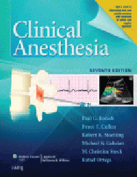 Clinical Anesthesia, 7th ed.