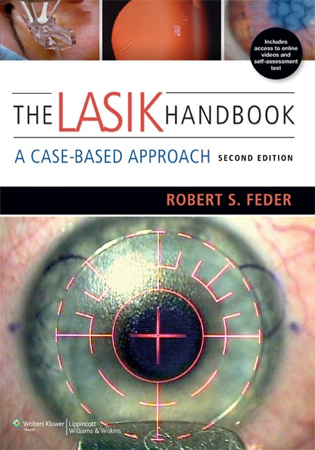 LASIK Handbook, 2nd ed.- Case-Based Approach(With Online Access)