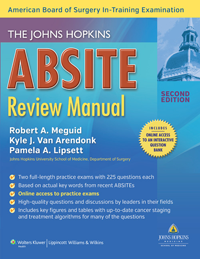 Johns Hopkins Absite Review Manual, 2nd ed.