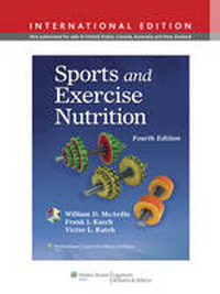 Sports & Exercise Nutrition, 4th ed.(Int'l ed.)