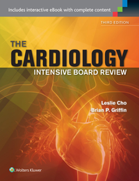 Cardiology Intensive Board Review, 3rd ed.