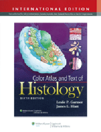 Color Atlas & Text of Histology, 6th ed.(Int'l ed.)