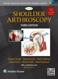 Shoulder Arthroscopy, 3rd ed.