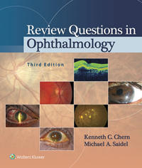 Review Questions in Ophthalmology, 3rd ed.