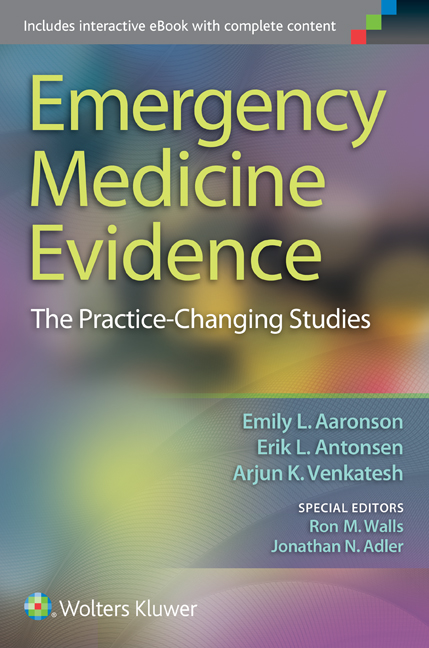 Emergency Medicine Evidence- Practical-Changing Studies