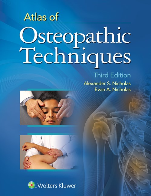 Atlas of Osteopathic Techniques, 3rd ed.