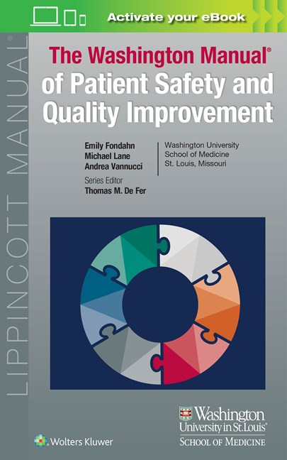 Washington Manual of Patient Safety & QualityImprovement
