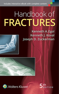 Handbook of Fractures, 5th ed.