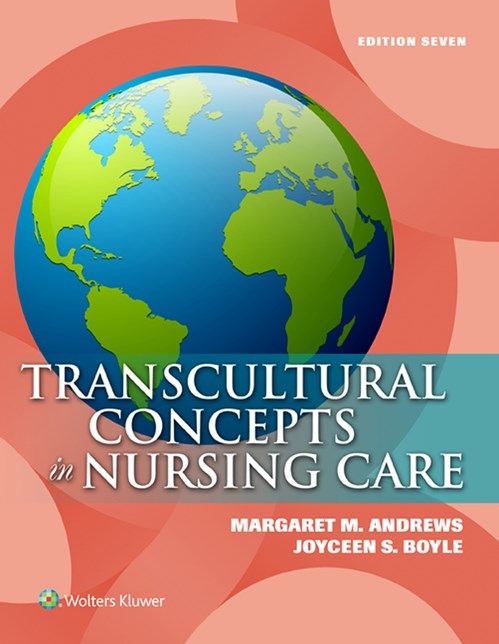 Transcultural Concepts in Nursing Care, 7th ed.