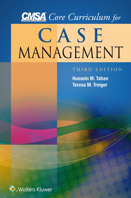 Cmsa Core Curriculum for Case Management, 3rd ed.