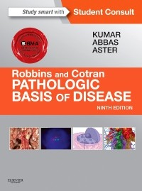 Robbins & Cotran Pathologic Basis of Disease, 9th ed.