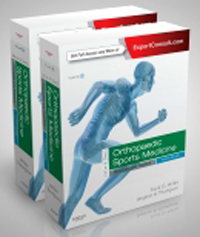 DeLee & Drez's Orthopaedic Sports Medicine, 4th ed.,In 2 vols.- Principles & Practice